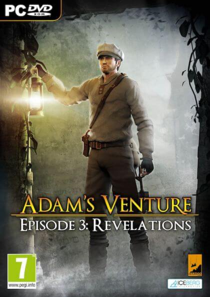 ADAMS VENTURE 3 REVELATIONS pc game