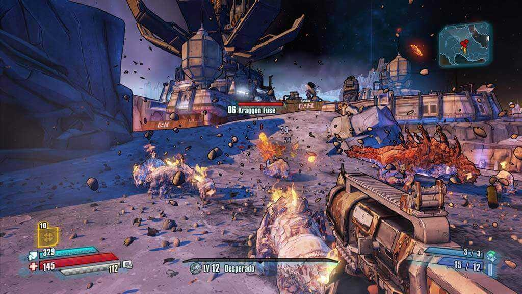 Download-Borderlands-The-Pre-Sequal free game