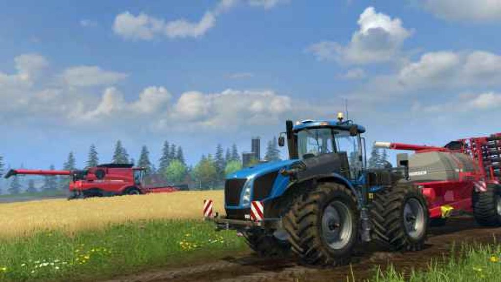 Farming Simulator 15 Latest Pc Game download