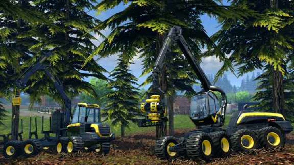 Farming Simulator 15 Latest Pc Game download free