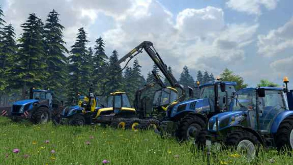 Farming Simulator 15 Latest Pc Highly Compressed Download
