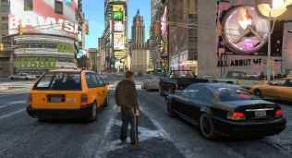 GTA IV pc game download