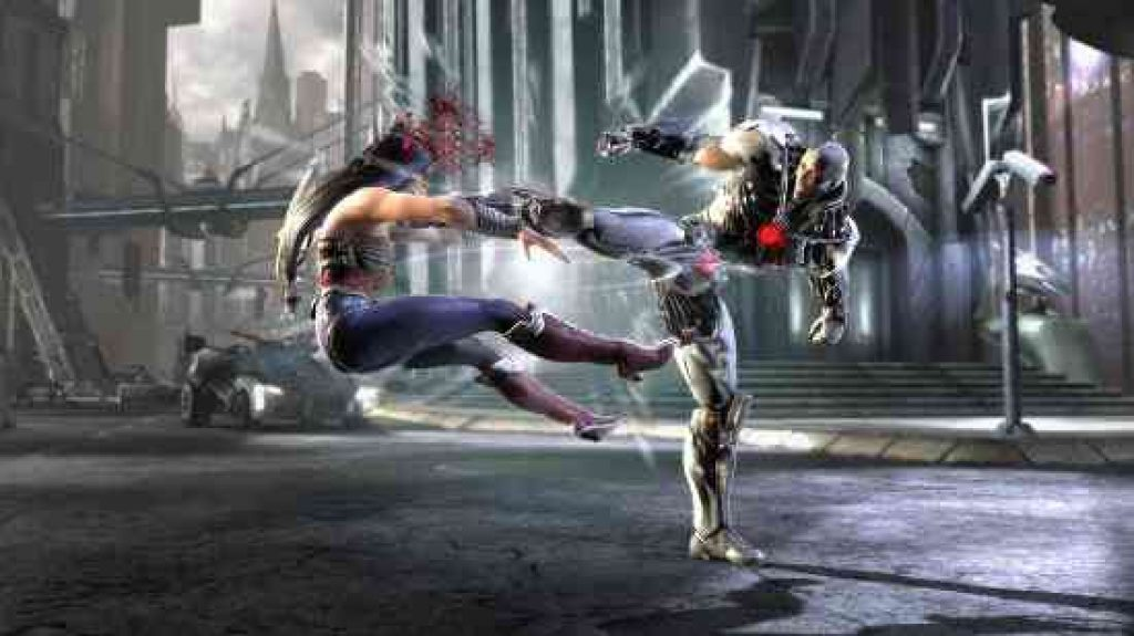 Injustice Gods Between Us download game for pc