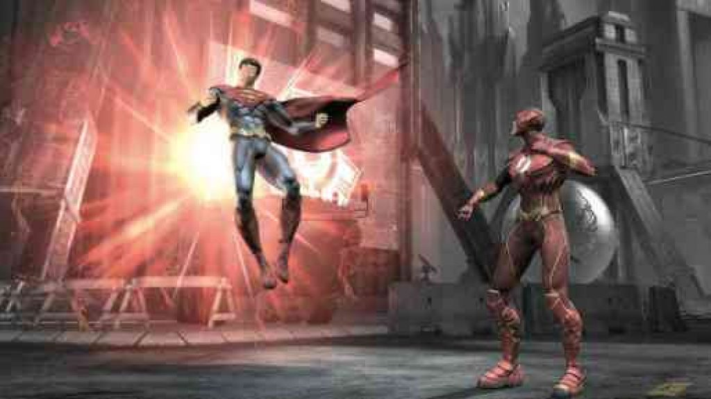 Injustice Gods Between Us pc download highly compressed