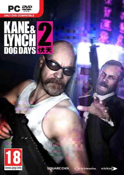 KANE & LYNCH 2 DOG DAYs Free pc game download