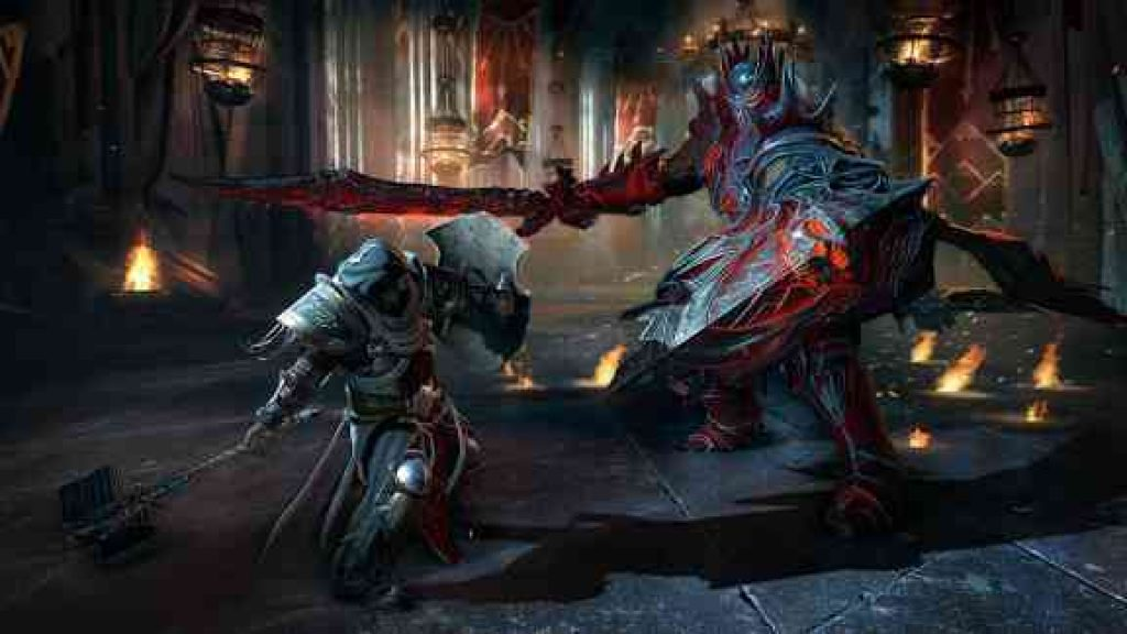 Lords Of The Fallen pc game download