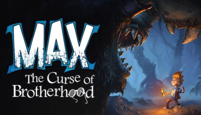 MAX THE CURSE OF BROTHERHOOD pc game
