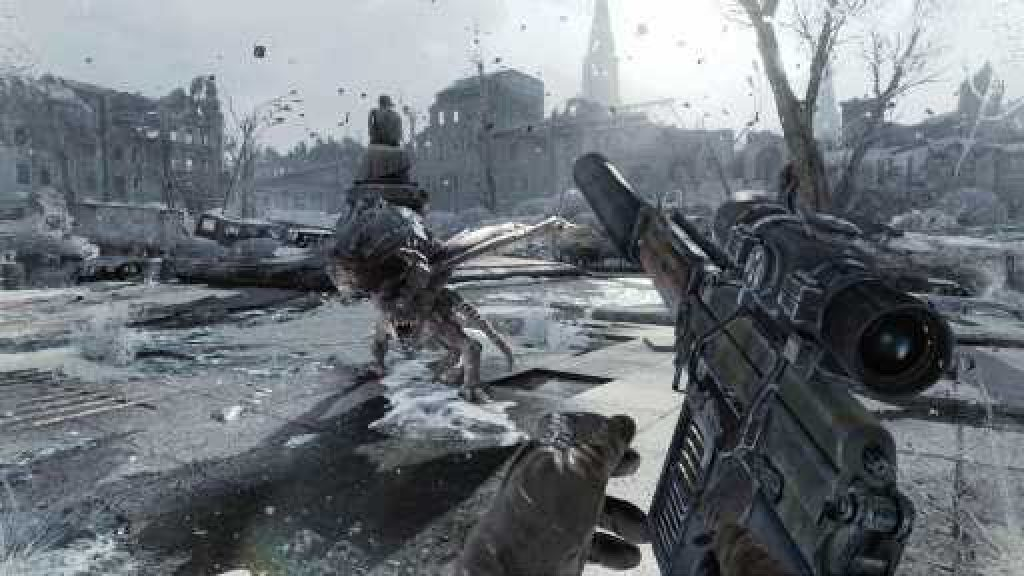 Metro 2033 Redux Free Download for pc