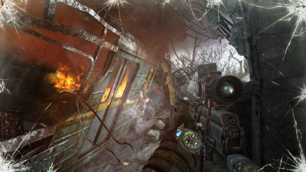 Metro 2033 Redux Free Download pc