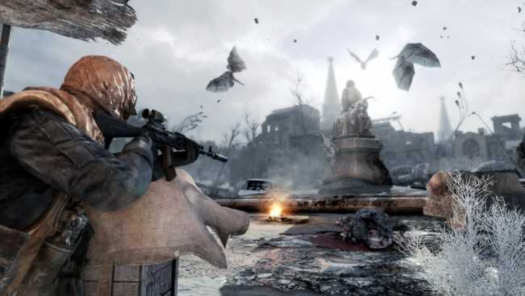 Metro 2033 Redux Free Download pc game