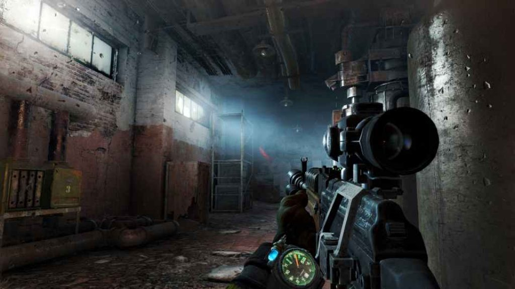 Metro 2033 Redux pc game Download