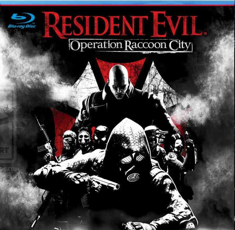 Resident Evil - Operation Raccoon City pc game