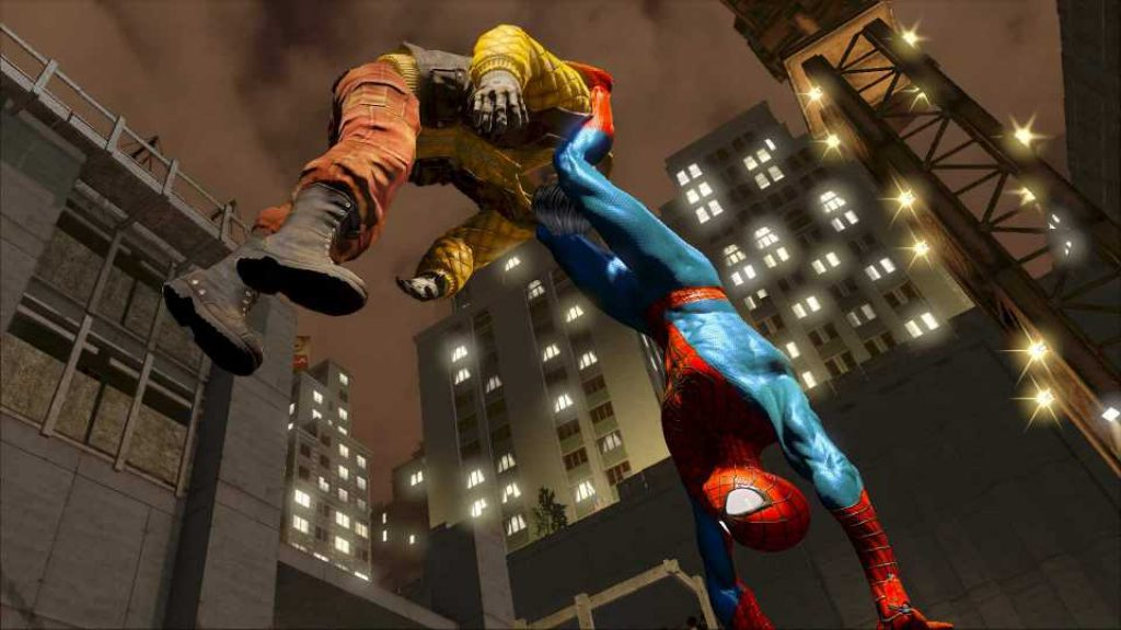 The-Amazing-Spider-Man-2 highly compressed