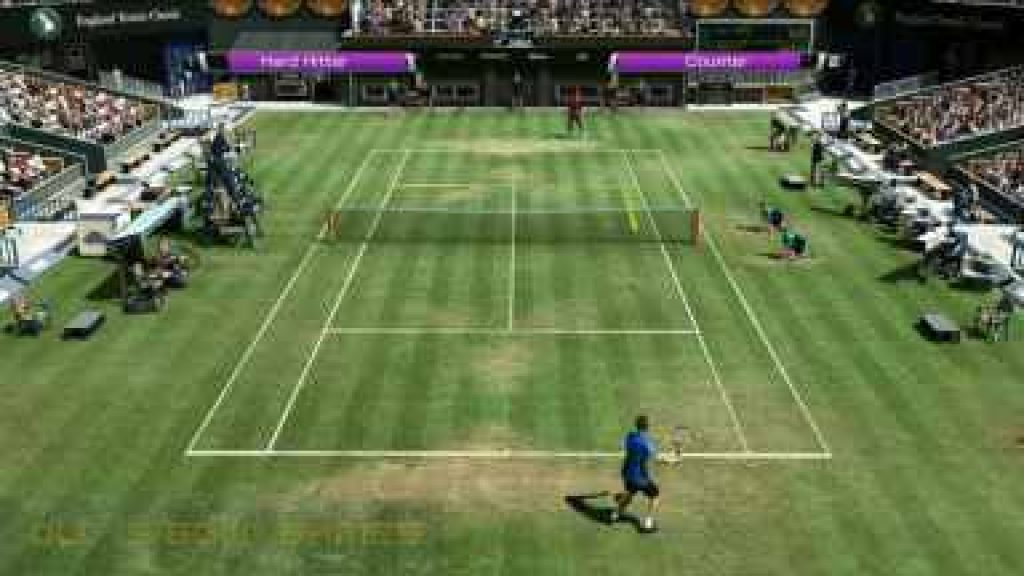 Virtua Tennis 4 highly compressed