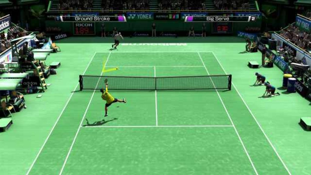 Virtua Tennis 4 pc download
