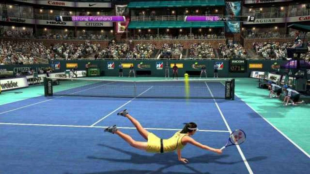 Virtua Tennis 4 pc game download