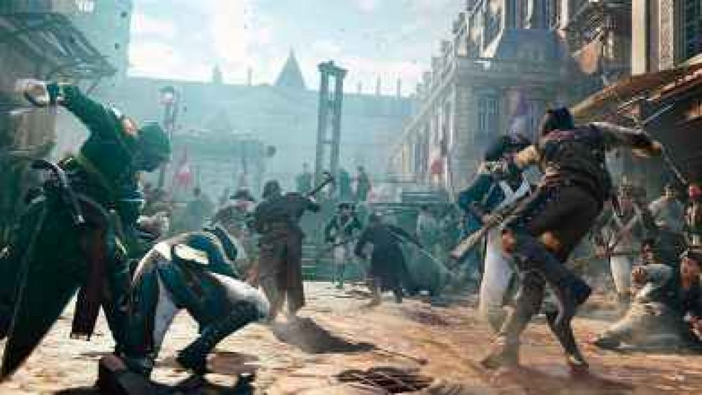 assassins creed unity download pc game free