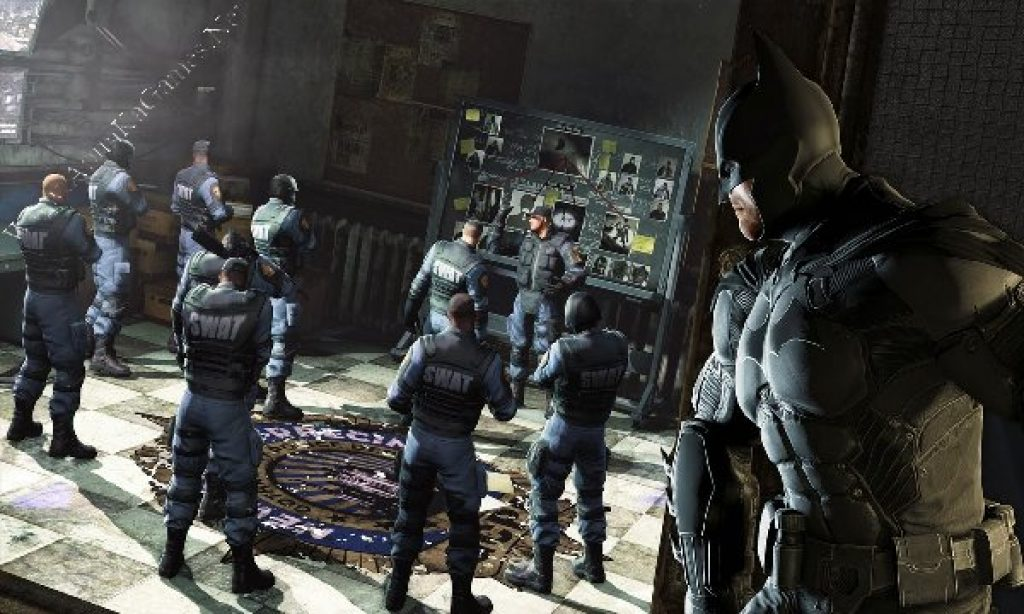 batman arkham origins cold cold heart download game free