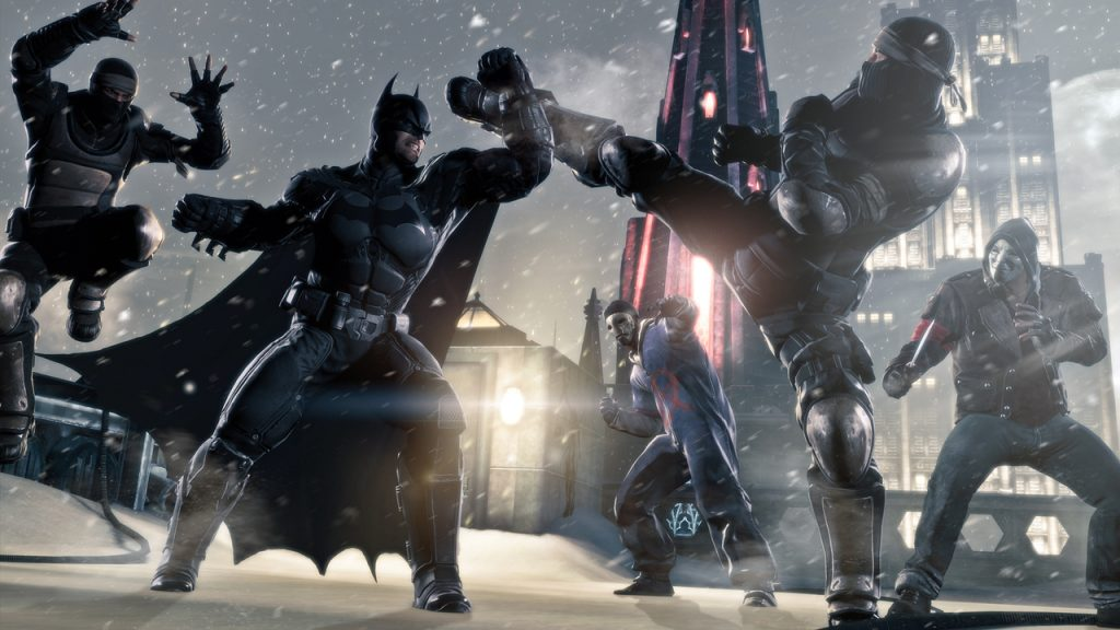 batman arkham origins cold cold heart download pc