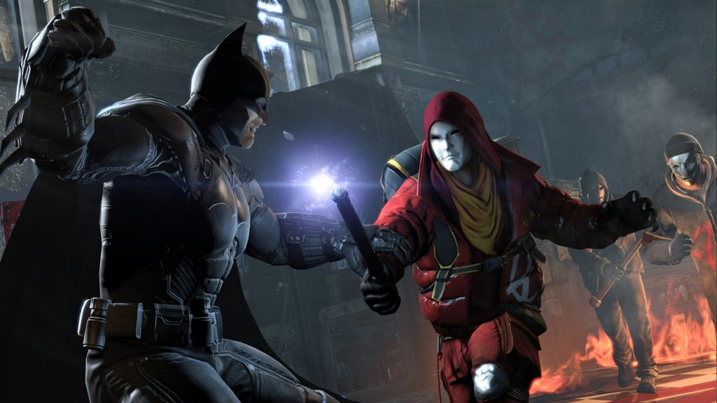batman arkham origins cold cold heart download pc game
