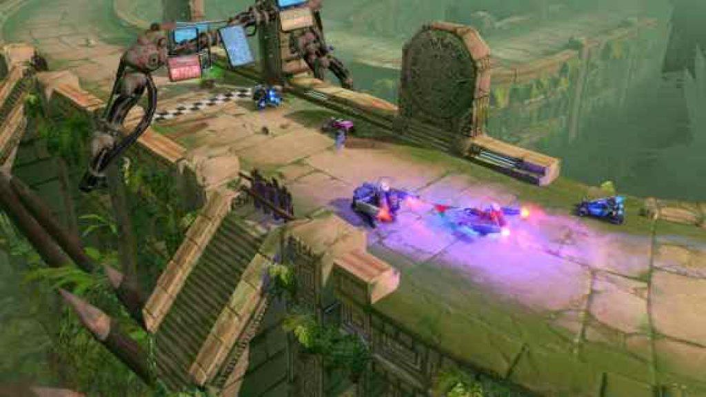 blazerush Download PC Game free