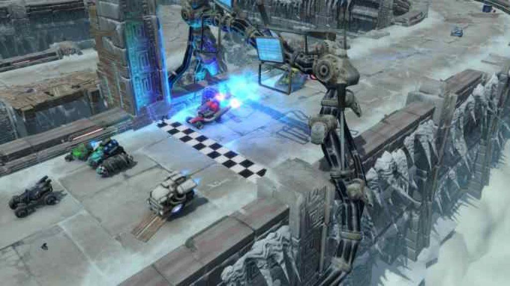 blazerush PC Game free download