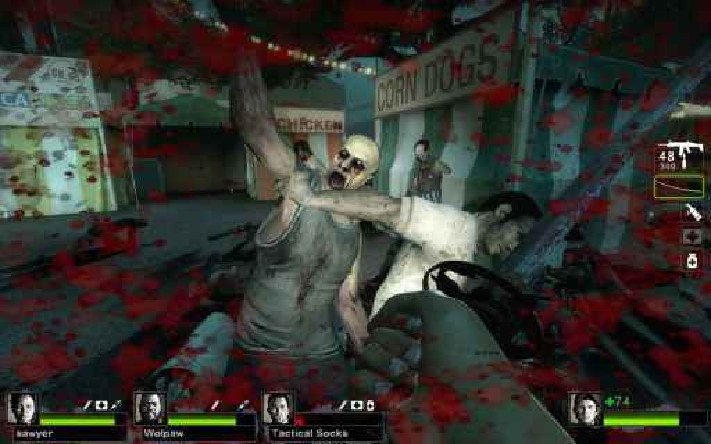 left 4 dead 2 game download for pc