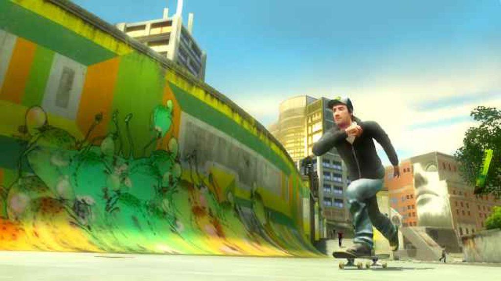 shaun white skateboarding game download for pc