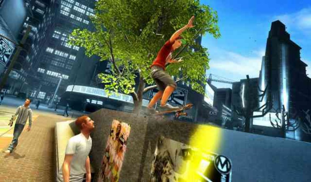 shaun white skateboarding game download pc