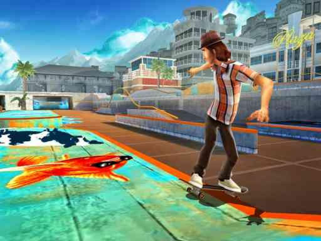 shaun white skateboarding pc game download
