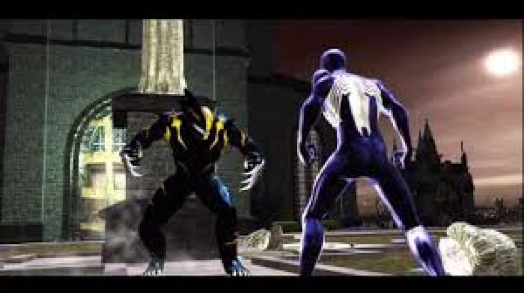 spider man web of shadows Highly Compressed
