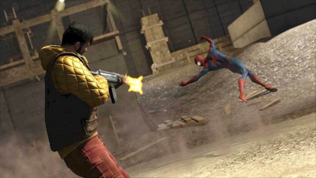 the amazing spider man 2 pc download game