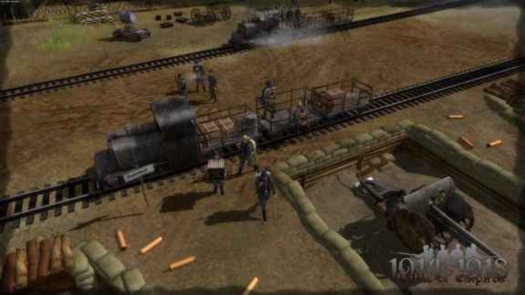 BATTLE OF EMPIRES 1914 1918 free download pc game