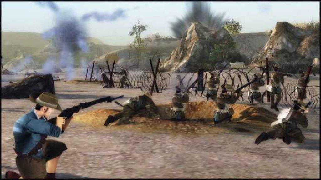 BATTLE OF EMPIRES 1914 1918 game download for pc