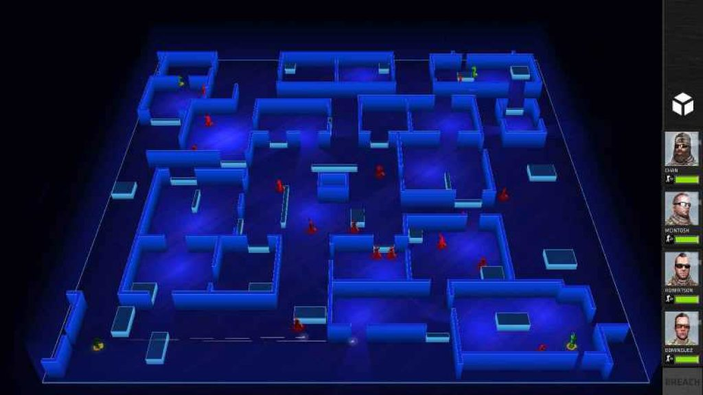BREACH AND CLEAR FROZEN SYNAPSE pc download