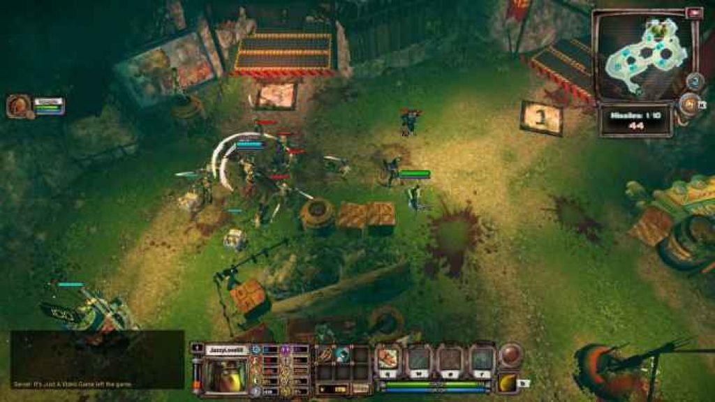 Bloodsports download pc game