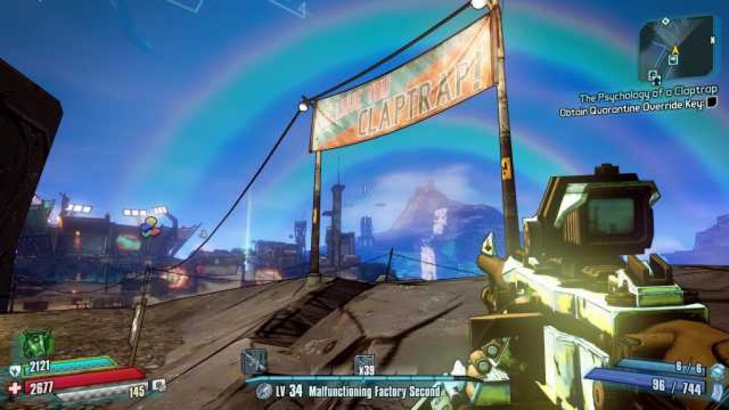 Borderlands The Pre Sequel Claptastic Voyage and Ultimate Vault Hunter free download pc game