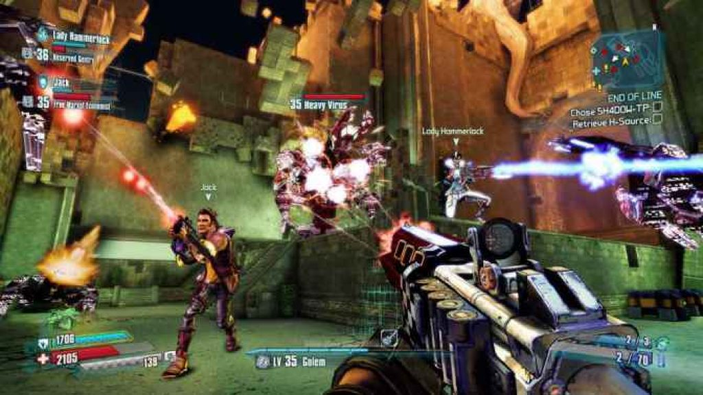 Borderlands The Pre Sequel Claptastic Voyage and Ultimate Vault Hunter game download for pc