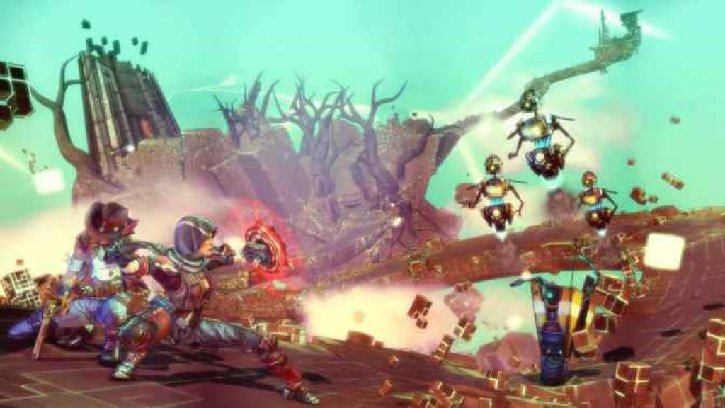 Borderlands The Pre Sequel Claptastic Voyage and Ultimate Vault Hunter pc download