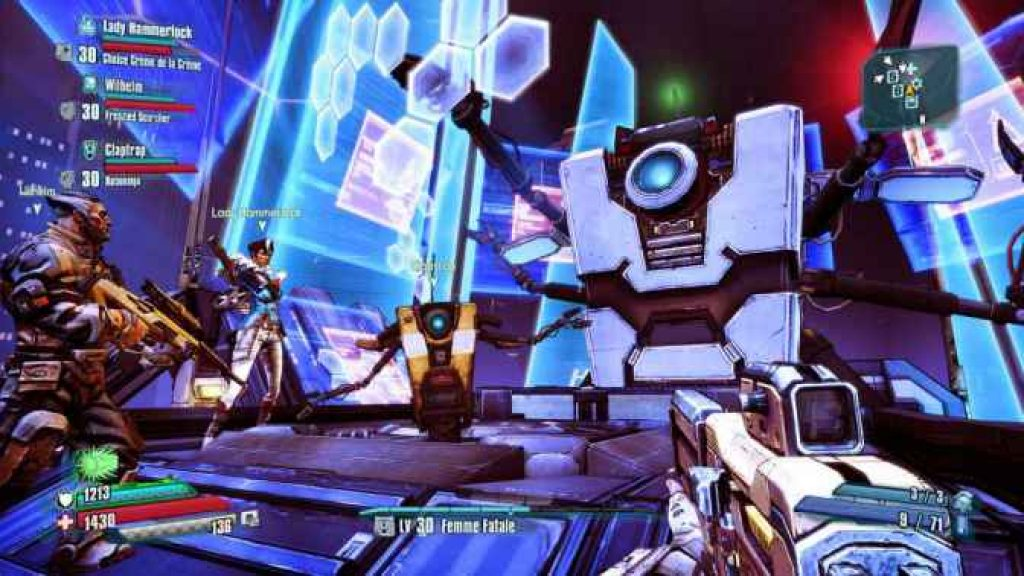 Borderlands The Pre Sequel Claptastic Voyage and Ultimate Vault Hunter pc game free download