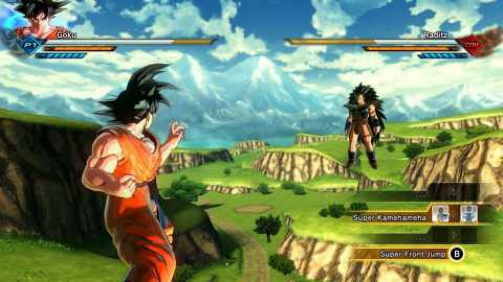 DRAGONBALL XENOVERSE download for pc