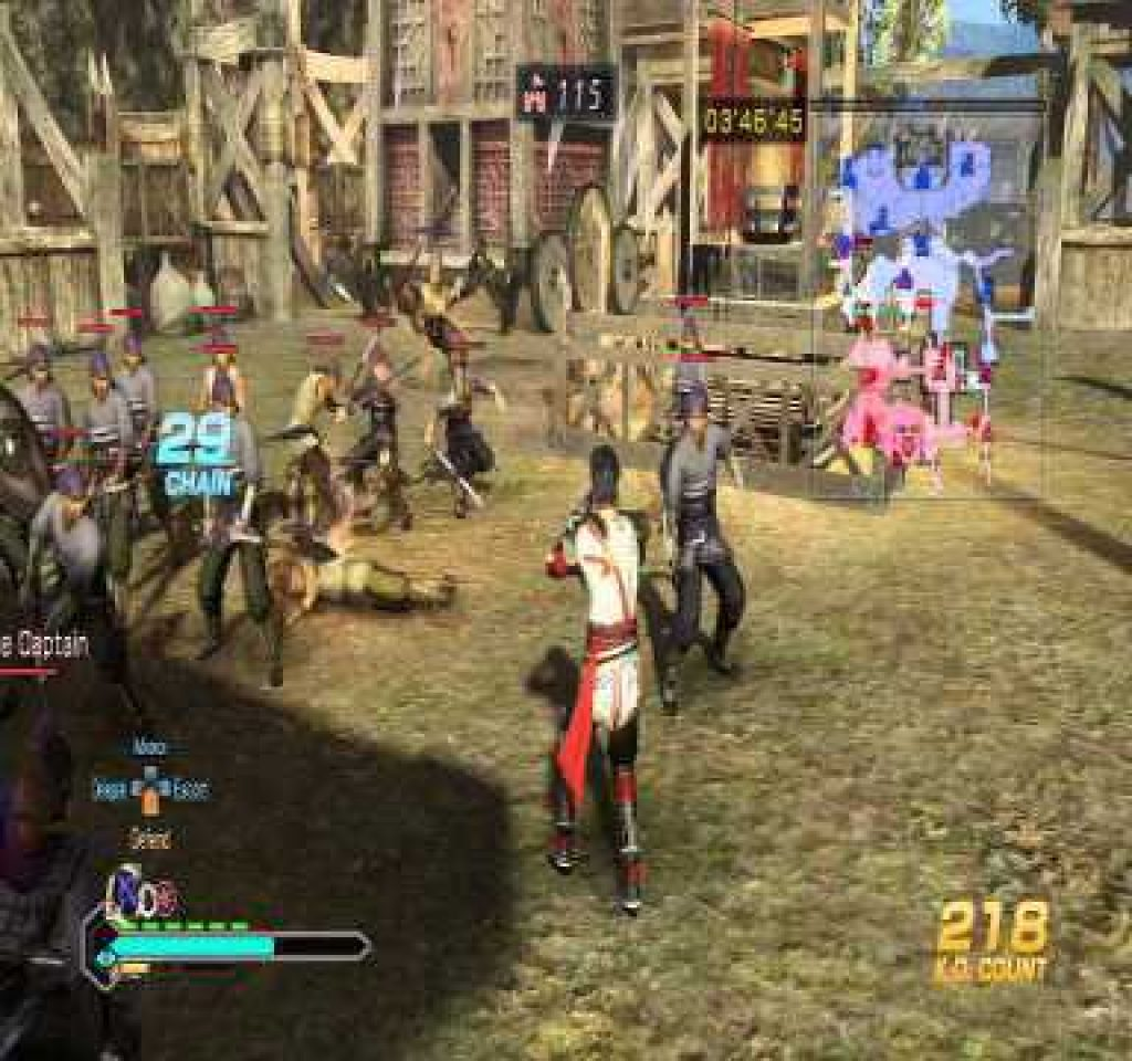 DYNASTY WARRIORS 8 EMPIRES download pc game