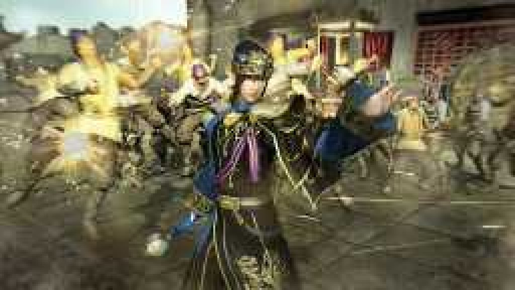 DYNASTY WARRIORS 8 EMPIRES pc download