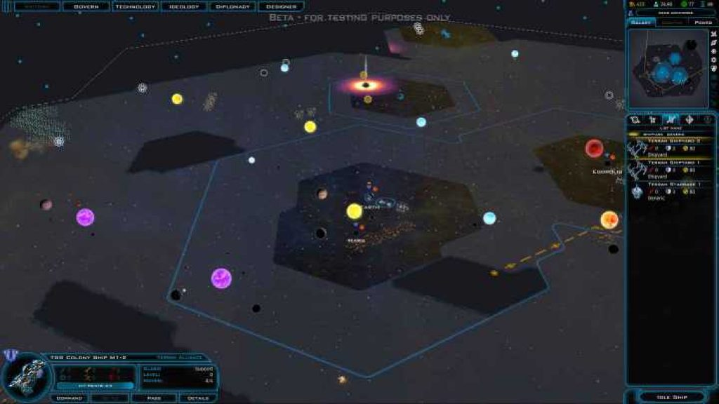 GALACTIC CIVILIZATIONS free download pc game