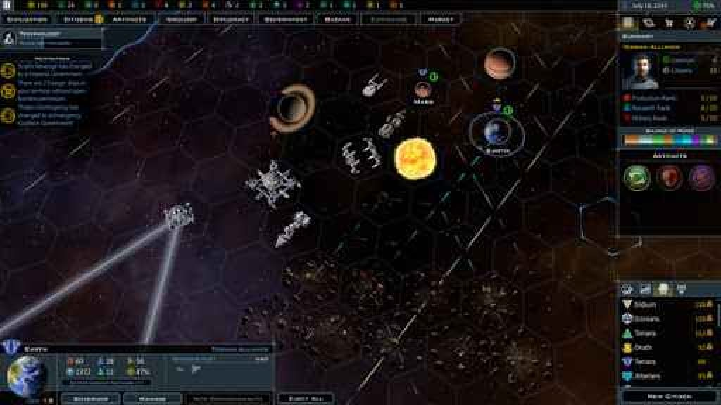 GALACTIC CIVILIZATIONS pc game free download