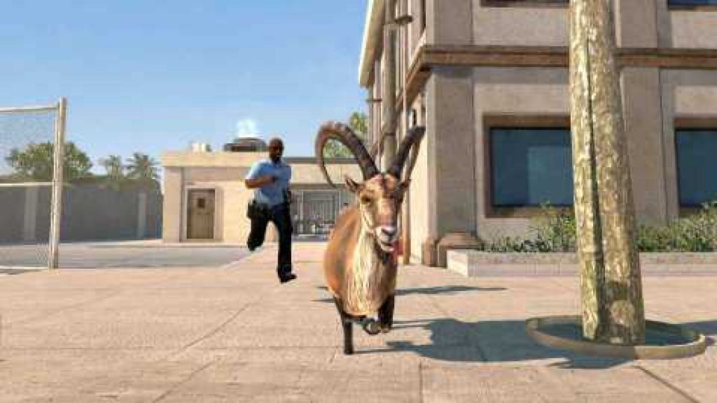 GOAT SIMULATOR download for pc