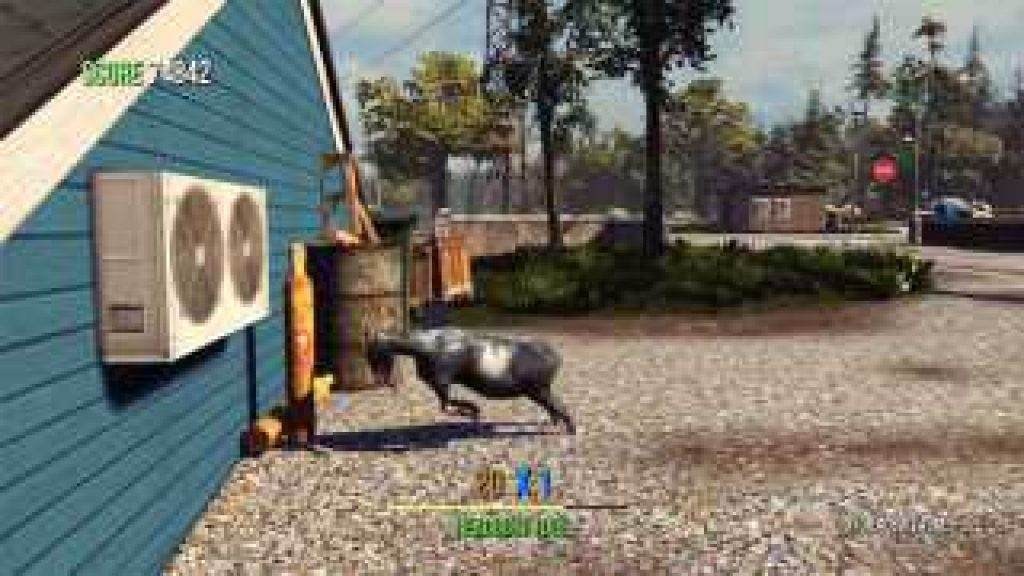 GOAT SIMULATOR game download for pc