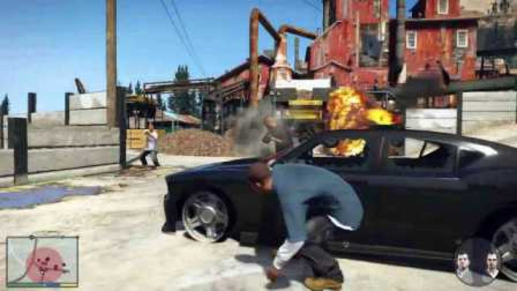 Grand Theft Auto V download pc