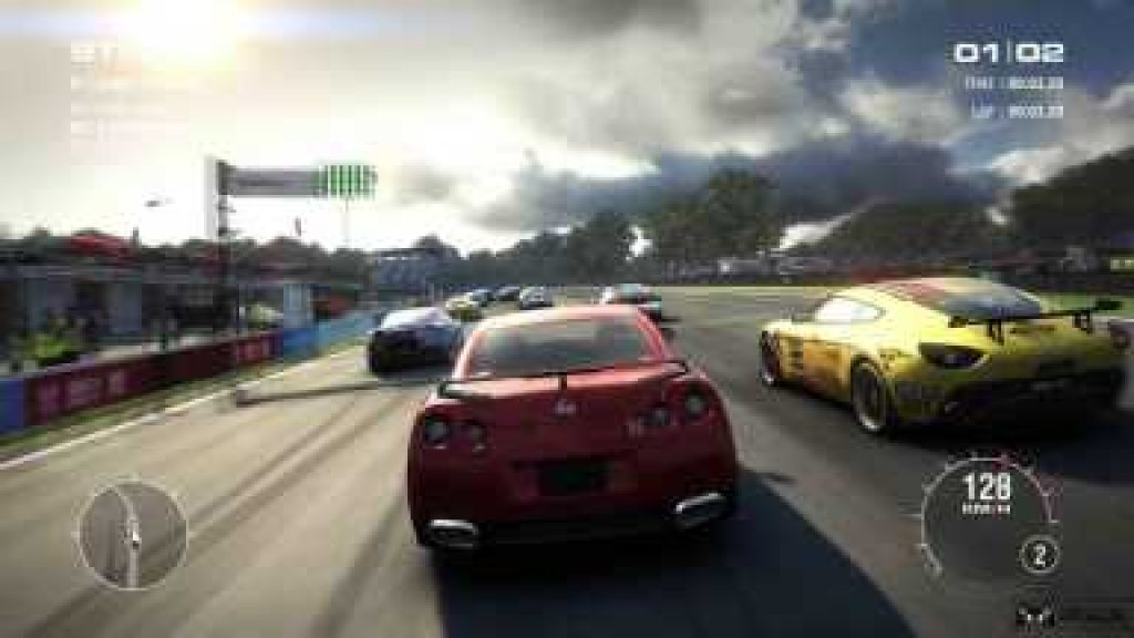 Grid 2 game download for pc