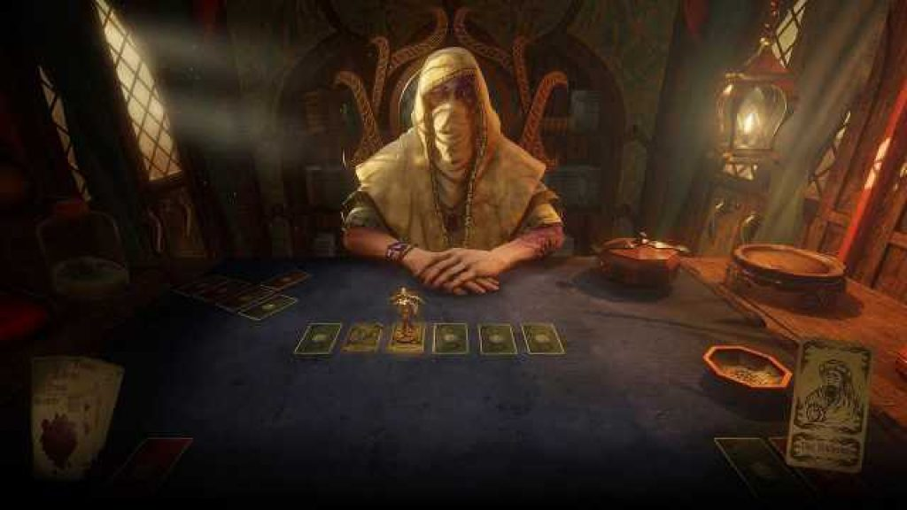 HAND OF FATE download pc game